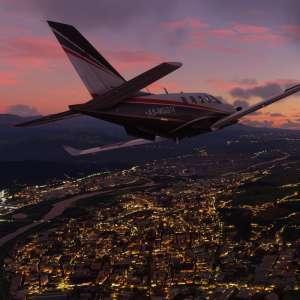 La mise à jour VR de Microsoft Flight Simulator est disponible