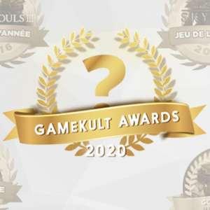 Gamekult awards - Gamekult Awards : découvrez le palmarès des meilleurs jeux de 2020