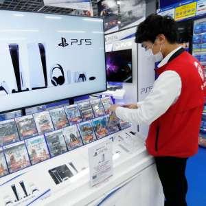 Playstation 5 / ps5 - PS5 : 3,4 millions de machines livrées en un mois, un record pour Sony