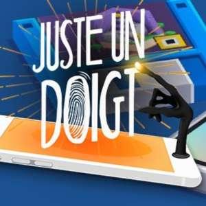 Dossier / juste un doigt - Notre sélection mobile de la semaine : avec Fancade, les jeux sont frais