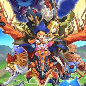 Au Japon, Monster Hunter et Dragon Quest font alliance sur mobile