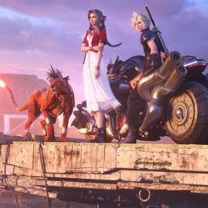 Square Enix joue avec les marques de l'univers Final Fantasy 7
