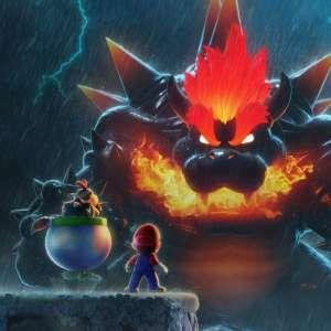 Venez donc reprendre 7 minutes de Super Mario 3D World + Bowser's Fury
