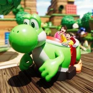 L'ouverture du Super Nintendo World est encore repoussée à cause du coronavirus