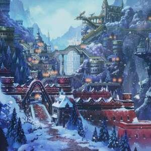 Bravely Default 2 nous présente le pieux royaume de Rimedahl