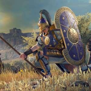Le pack de faction Ajax et Diomède arrive dans Total War Saga : Troy