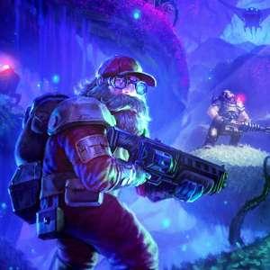 La prochaine mise à jour de Deep Rock Galactic introduira deux nouveaux biomes