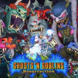 Les producteurs de Ghosts 'n Goblins Resurrection font les présentations