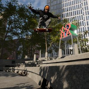 Nacon devient l'éditeur du jeu de skateboard Session
