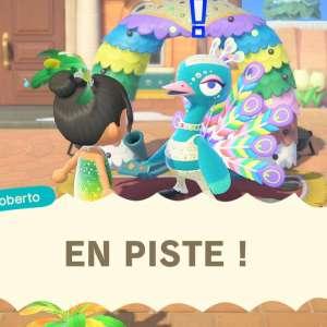Animal Crossing : New Horizons s'ouvre au carnaval dans la mise à jour du 28 janvier