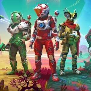 Le patch 3.15 de No Man's Sky améliore le jeu sur PS5, PS VR et Xbox Series S