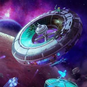 Spacebase Startopia arrivera le 26 mars 2021