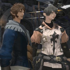 La mise à jour 5.45 de Final Fantasy 14 est disponible