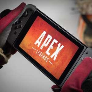 Apex Legends sur Switch à partir du 9 mars