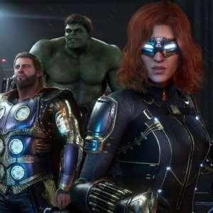 Malgré l'échec de Marvel's Avengers, Square Enix file vers une année record