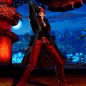 The King of Fighters 15 : Iori Yagami n'est pas venu pour rigoler