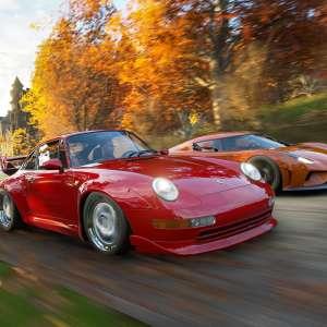 Forza Horizon 4 prend la route de Steam