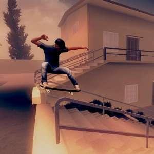 Après l'Apple Arcade, Skate City s'en va glisser sur PC et consoles
