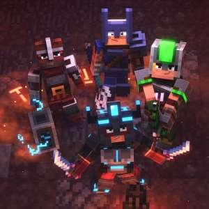 Minecraft Dungeons fête ses 10 millions de joueurs