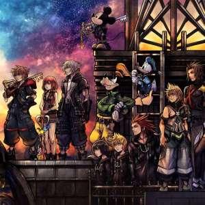La saga Kingdom Hearts débarque sur PC et plus exactement sur Epic Games Store