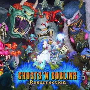 Le producteur de Ghosts 'n Goblins Resurrection parle des modes de difficulté