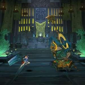 Le jeu d'action 2D Bladed Fury se précise pour mars sur PS4 et Switch