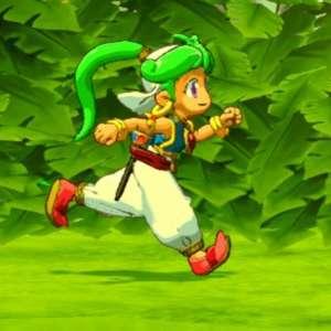 Wonder Boy Asha in Monster World : le développement est terminé