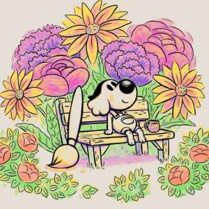 Chicory : A Colorful Tale sortira aussi sur PS5 et PS4