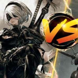 Le jeu de la génération - Jeu de la génération 1/4 Jour 4 : Bloodborne croise le fer avec NieR Automata