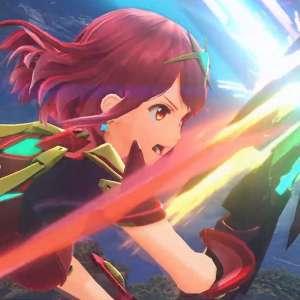 Nintendo direct du 17/02/21 - Xenoblade Chronicles 2 s'invite dans Super Smash Bros. Ultimate.