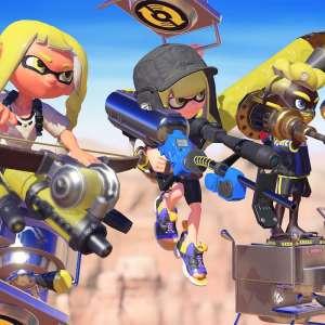 Nintendo direct du 17/02/21 - Splatoon 3 sera disponible sur Switch en 2022