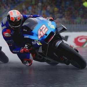 Milestone annonce MotoGP 21 pour le 22 avril