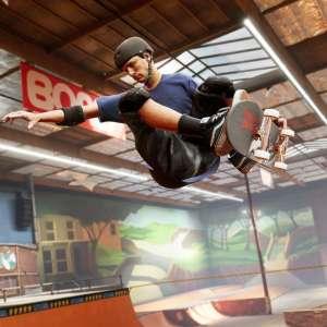 Tony Hawk's Pro Skater 1 et 2 roule en direction des PS5, Xbox Series et Switch