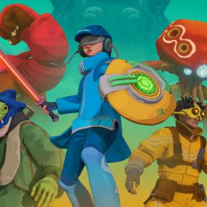 Q-Games annonce le jeu d'action PixelJunk Raiders sur Stadia