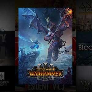 A venir sur gk - Offrez vous un an de Gamekult et Total Warhammer 3 sur PC