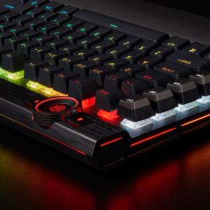 Matez mon matos - Test matos : nos impressions sur le clavier Corsair K100 RGB Optical-Mechanical Gaming