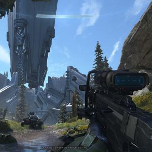 Quelques nouvelles images pour Halo Infinite