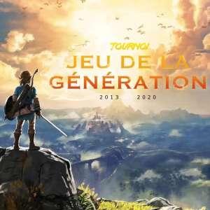 Le jeu de la génération - The Legend of Zelda Breath of the Wild est votre meilleur Jeu de la Génération
