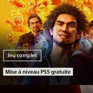 La mise à jour PS5 gratuite est disponible pour Yakuza : Like a Dragon