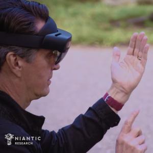 Niantic et Pokémon GO s'invitent chez Microsoft pour une démo technique HoloLens