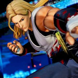 Andy Bogard joue des coudes dans The King of Fighters 15