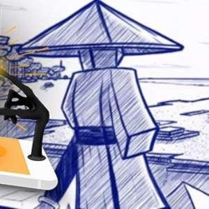 Dossier / juste un doigt - Notre sélection mobile de la semaine : Inked, un jeu bien stylo