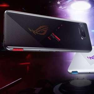 Matez mon matos - Asus annonce le ROG Phone 5, entre console portable et smartphone haut de gamme