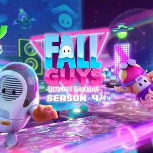 La saison 4 de Fall Guys commencera le 22 mars