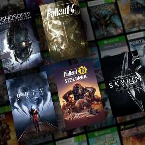Xbox Series : le mode FPS Boost disponible aujourd'hui pour cinq jeux Bethesda