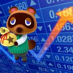 Animal Crossing signe un nouveau record en Europe