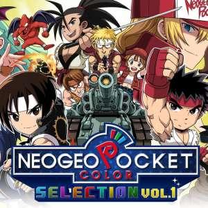 Une première compilation Neo Geo Pocket Color fait son apparition sur Switch
