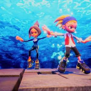 Balan Wonderworld profite du Square Enix Presents pour montrer son mode coopération