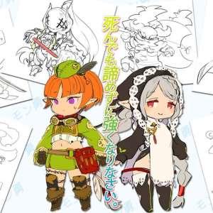 Monyuu : le prochain donjon-RPG signé Experience s'annonce sur Switch