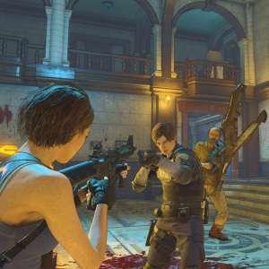 Bientôt la bêta ouverte pour Resident Evil Re:Verse